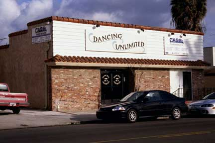 Dancing Unlimited Building