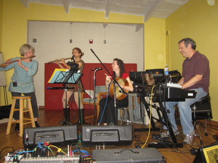 Photo of Flutatious - Contra Dance Band